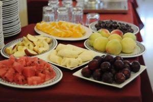 Desayuno - frutas